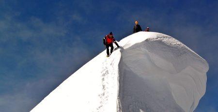 Climbing Copa