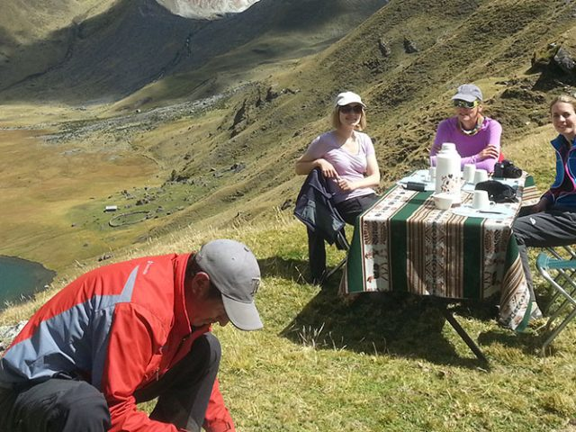 Inka Trail Trek + Huayhuash Trekking – 17 Days