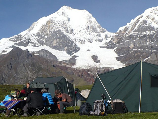 Huayhuash to Cajatambo Trekking – 8 Days / 7 Nights