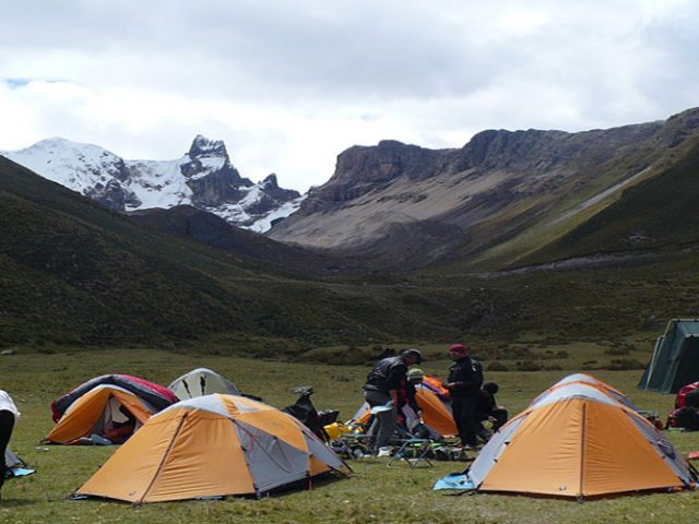 Queropalca to Llamac trekking – 6 Days / 5 Nights