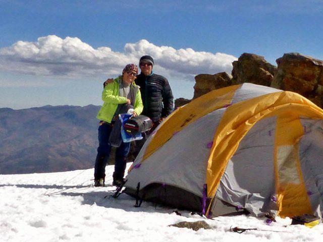 Climbing Copa (6188m – 20296ft) – 4 Days