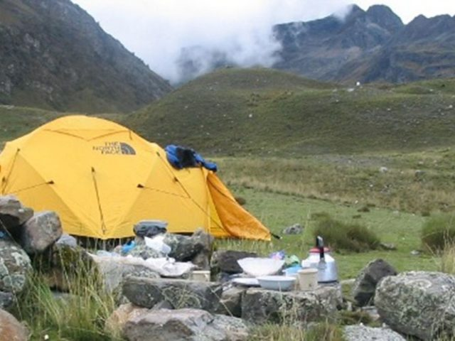 Olleros Chavin Trekking – 3 Days / 2 Nights